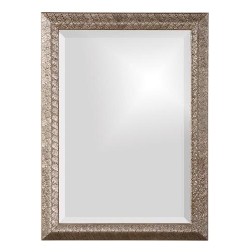Howard Elliott Malia Silver Mirror-51256