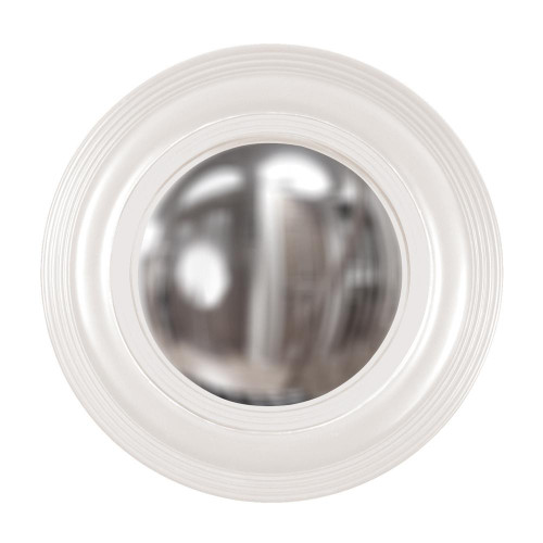 Howard Elliott Soho White Mirror-51276W