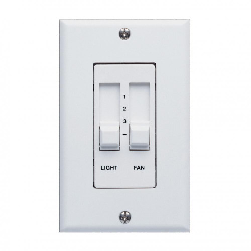 Concord Fans White Wall Control Pd-002