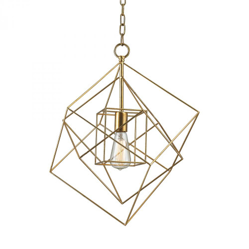 Dimond Neil Gold Leaf Pendant Light-1141-013
