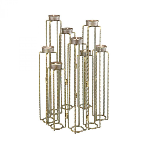 Dimond Ascencio Hinged Candle Holders 3129-1149