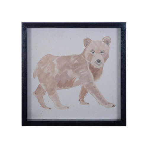 Dimond Wall Art-Brown Bear 7011-1079