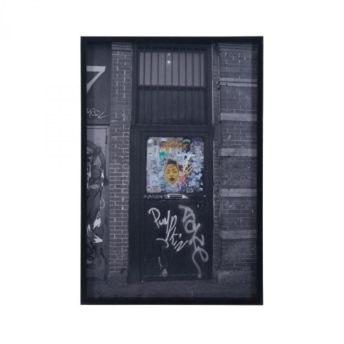 Dimond Wall Art-Bowery Iii 7011-1103