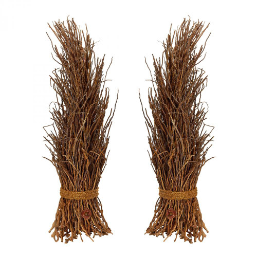 Home Decor By Dimond Natural Cocoa Twig Sheaf - Set of 2 742021/S2