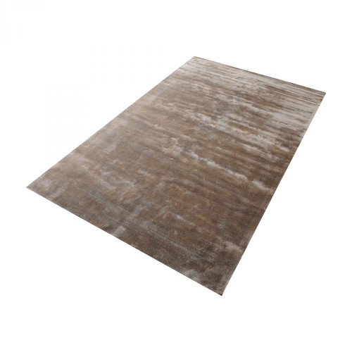 Dimond Auram Handwoven Viscose Rug In Sand - 3Ft X 5Ft 8905-150