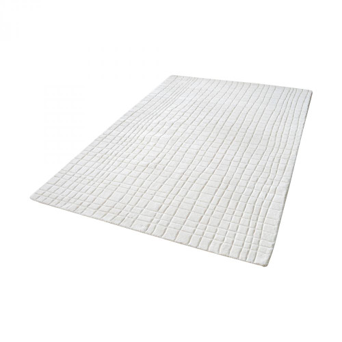 Dimond Blockhill Handwoven Wool Rug In Cream - 3Ft X 5F 8905-220