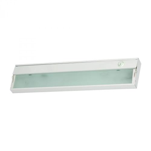 Elk Cornerstone Aurora 2 Light Under Cabinet Light In White 475X475 A217Uc/40