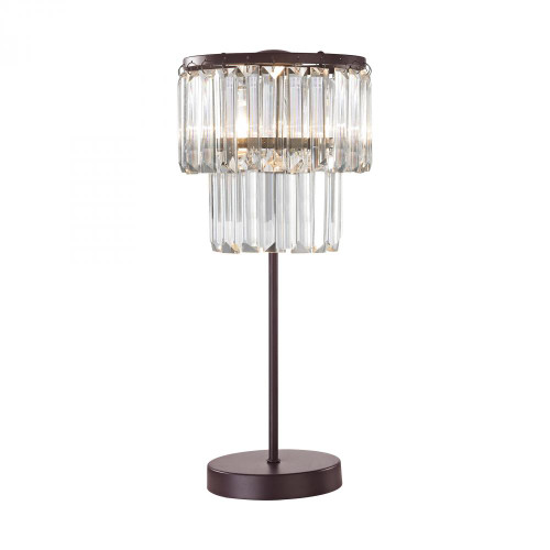 Dimond Antoinette 1 Light Table Lamp In Bronze D3014