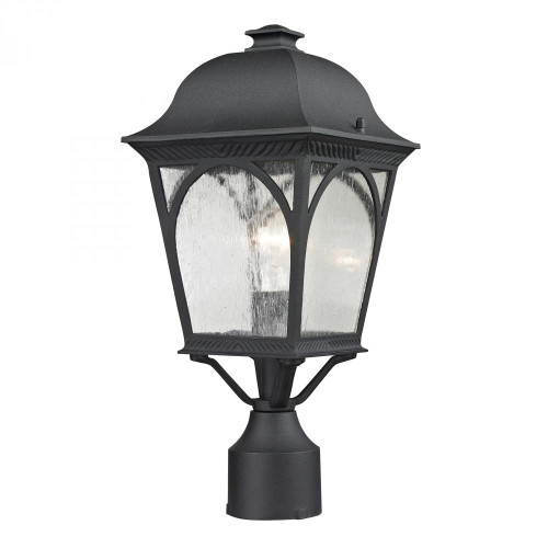 Outdoor Lights By Elk Cornerstone Cape Ann 1 Light Outdoor Pendant Lantern In Matt 8x13 8301EP/65