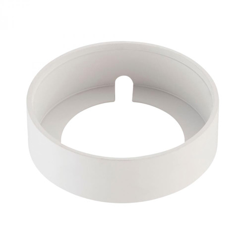 Elk Cornerstone Alpha Collection Surface Mount Collar In White A731Dl/40