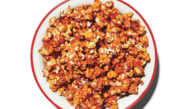 Recipe: Buffalo Wing Popcorn