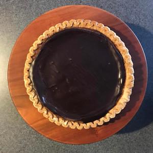 Round Cake Stand - Cherry