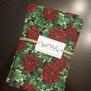 Bonela Linens - Christmas Napkins S/4
