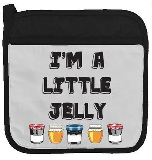 A Little Jelly Potholder