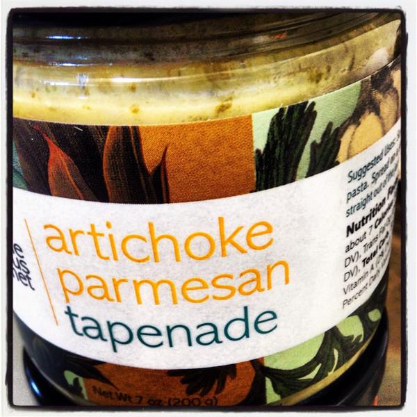 Artichoke Parmesan Tapenade