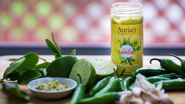 Lime Leaf Sambal