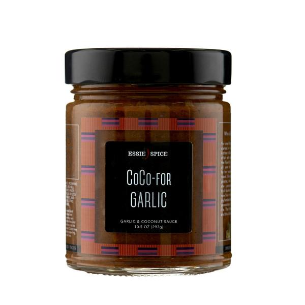 Coco-For-Garlic Sauce