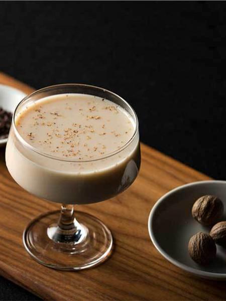 Cocktail: Bourbon Alexander
