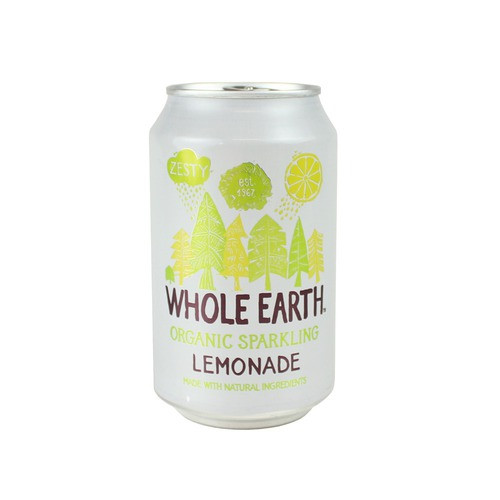 Whole earth Lemonade