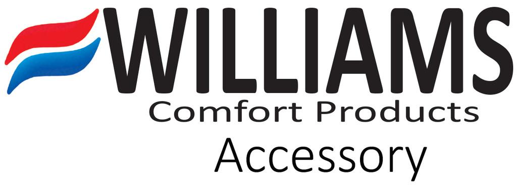 Williams Furnace Company P500675 Rear Log Set - 5002A Series