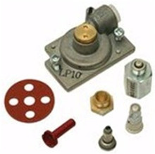 Williams Furnace Company 8904 Gas Conversion Kit from Liquid Propane to Natural Gas for Single-Sided Monterey Furnace 25096 Series