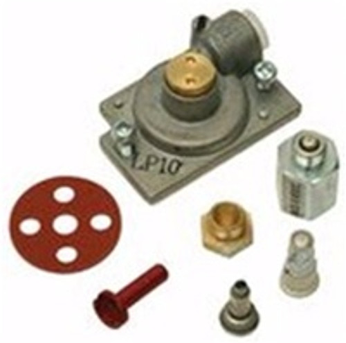 Williams Furnace Company 8931 Gas Conversion Kit from Natural Gas to Liquid Propane for Hearth Heaters - 200 Series