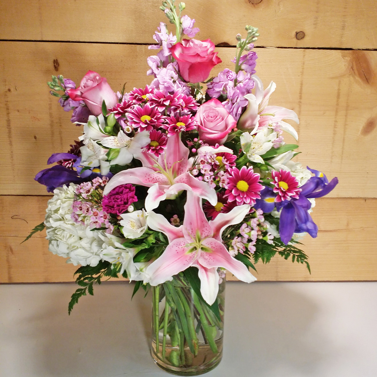 Wondrous beauty bouquet wondrous beauty bouquet by savilles country florist flower delivery to orchard park hamburg izmirmasajfo