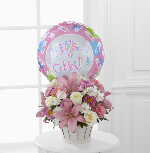 Girls Are Great! Bouquet (D7-4904)