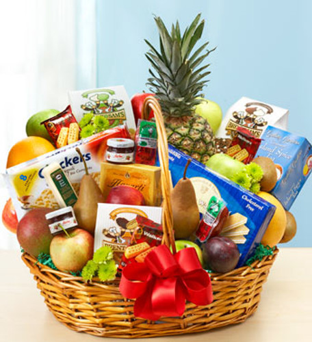 Saville's X-Large Gourmet Fruit Basket (SCF5028)