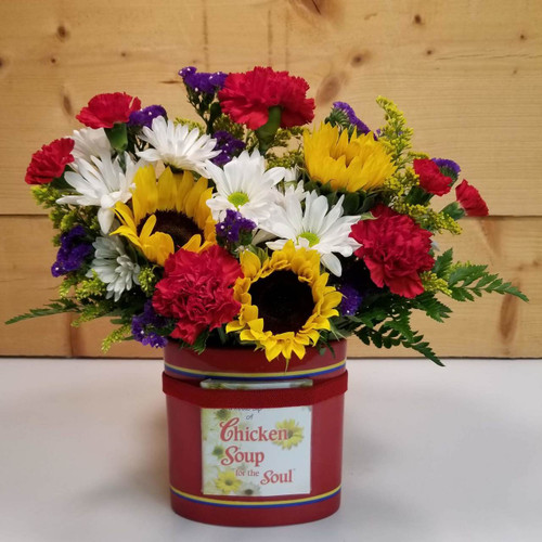Tender Loving Care (SCF18D44) by Savilles Country Florist.  Flower and Plant delivery to Orchard Park, NY and the surrounding area including same day delivery to Hamburg, West Seneca, East Aurora, Blasdell and Buffalo NY