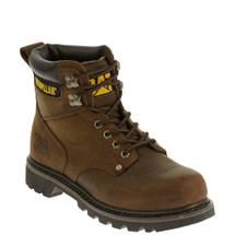 CAT P72593 Men's 2nd Shift Soft Toe Work Boots