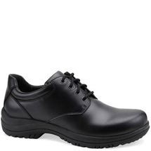 Dansko Walker Black Slip Resistant Men's Shoe