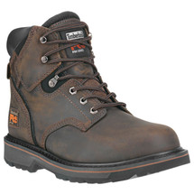 Timberland Pro 33046 Pit Boss 6 Inch Soft Toe Work Boots