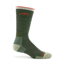 Darn Tough USA Olive Cushioned Boot Socks