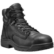 Timberland Pro 26064001 Titan 6 Inch Black Alloy Toe Work Boot