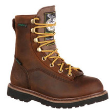 Georgia Kid's G2048 Insulated Waterproof Work Boots