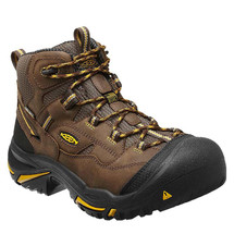 Keen Utility #1011242 USA Braddock Steel Toe Waterproof Work Boots