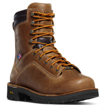 Danner USA Quarry Distressed Brown Alloy Toe Work Boots