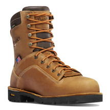 Danner Quarry USA #17315 Soft Toe Non-Insulated Work Boots
