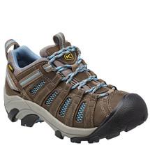 Keen Voyageur Women's Hiking Shoes Brindle Alaskan Blue