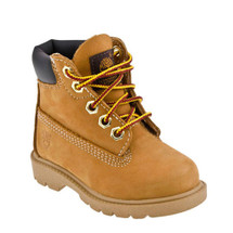 Timberland 18060 Toddler Wheat Nubuck Work Boots