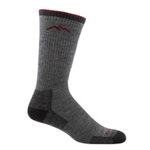Darn Tough USA Grey Cushioned Boot Socks