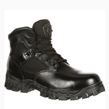 Rocky AlphaForce #6167 Waterproof Composite Toe Police Duty Boots