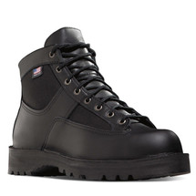 Danner #25200 USA Polishable Soft Toe Police Patrol Boots