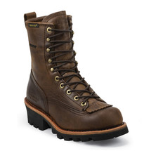 Chippewa 73100 Bay Apache Soft Toe Non-Insulated Logger Boots