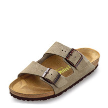 Birkenstock Women's Arizona Taupe Sandals