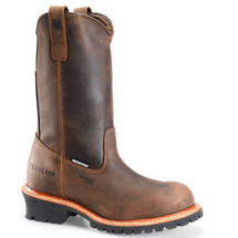 Carolina CA9831 Well X Composite Toe Waterproof Loggers Pull-On Ranch Wellington