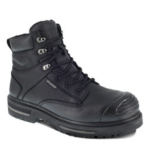 Iron Age IA0135 Black Troweler Composite Toe Waterproof  Work Boots