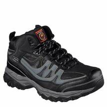 Skechers Work 77108 Relaxed Fit Holdredge Steel Toe Work Shoes