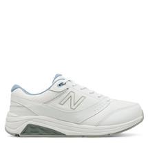 New Balance 928v3 Women's White Leather Walking Sneakers